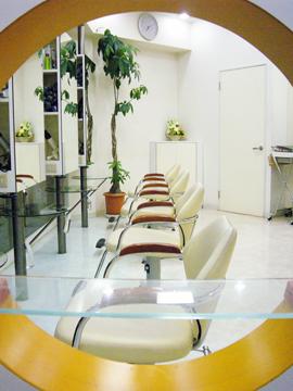 掛川駅近の美容室 Katsu-y(カッツィー)の内観